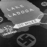 Lake Ladoga 100 miles